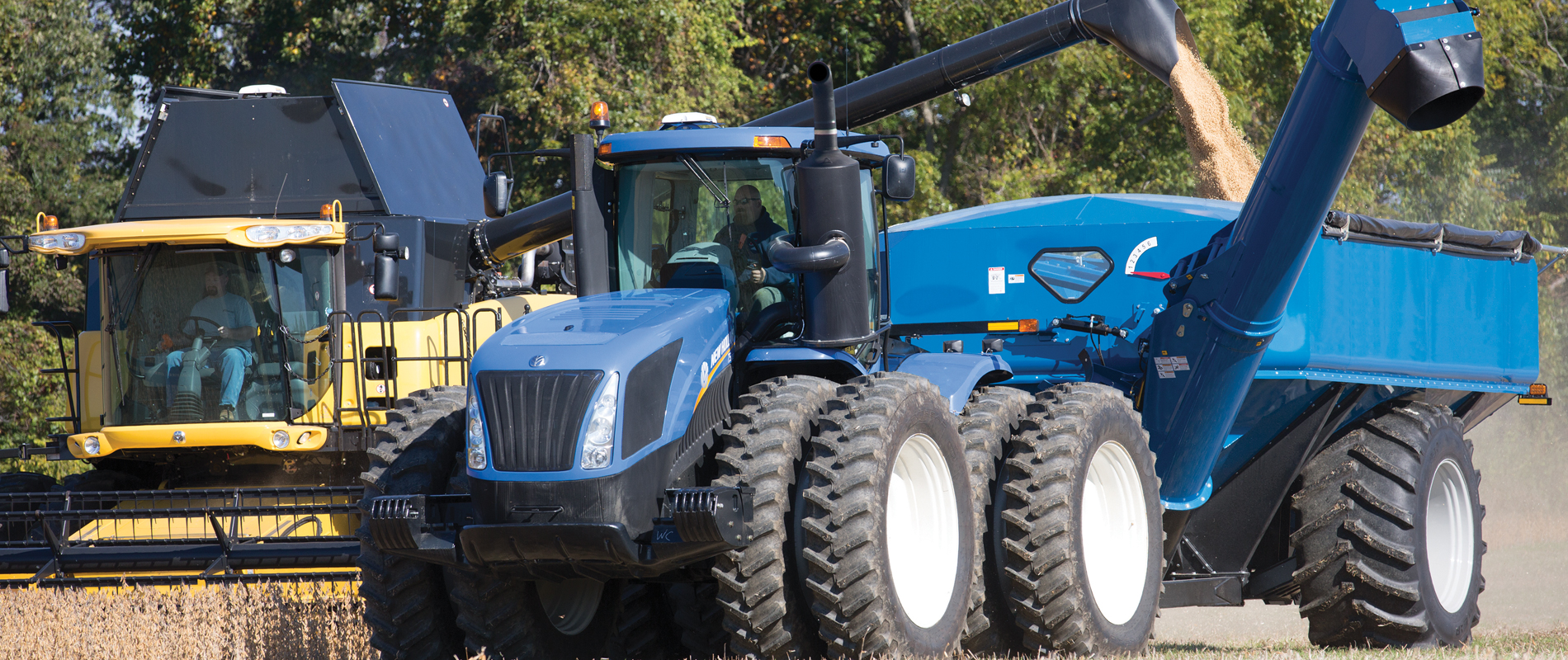 New Holland Agriculture | Raymond Lasalle